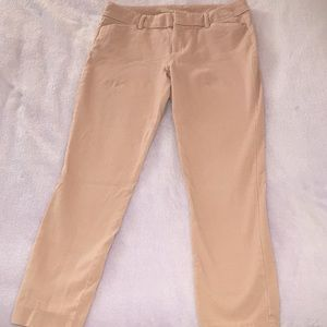 Light Pink Old Navy Pixie Pant